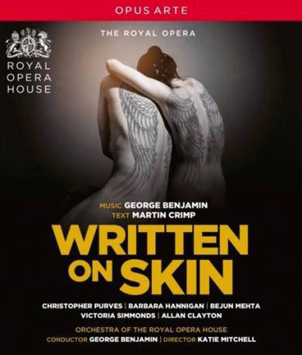 Royal Opera House - Written On Skin (Blu-ray)