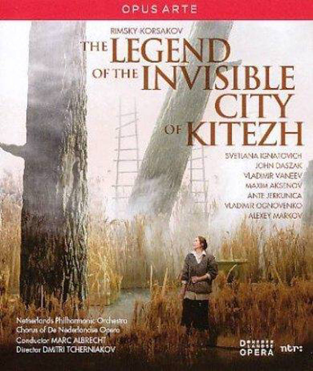 Ned. Phil. Orchestra Ned. Opera - Legend Of The Invisible City Kitezh (Blu-ray)