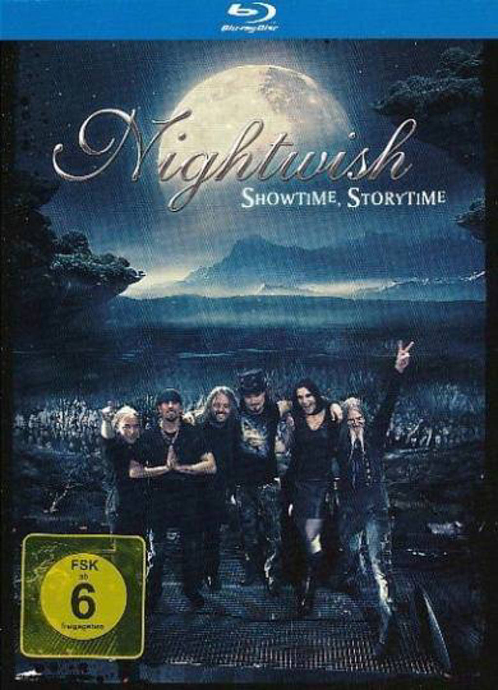 Nightwish - Showtime Storytime (Blu-ray)