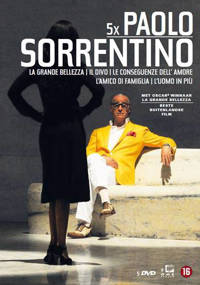 5x Paolo Sorrentino (DVD)