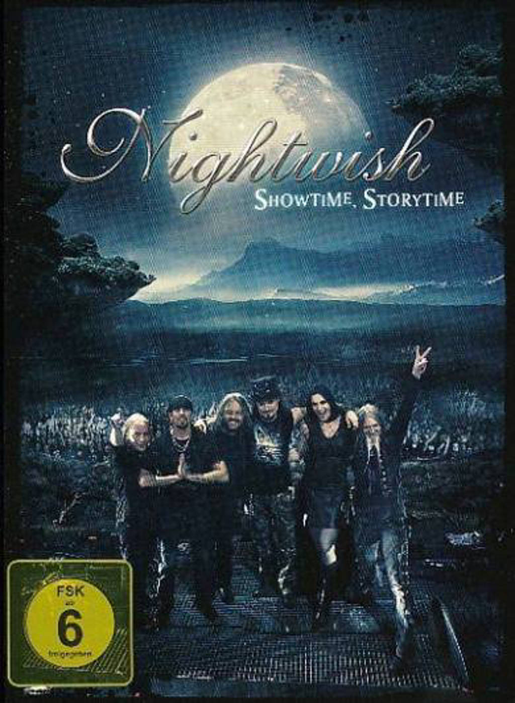 Nightwish - Showtime Storytime (DVD)