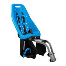 Maxi zadelbuis fietsstoeltje achter blauw