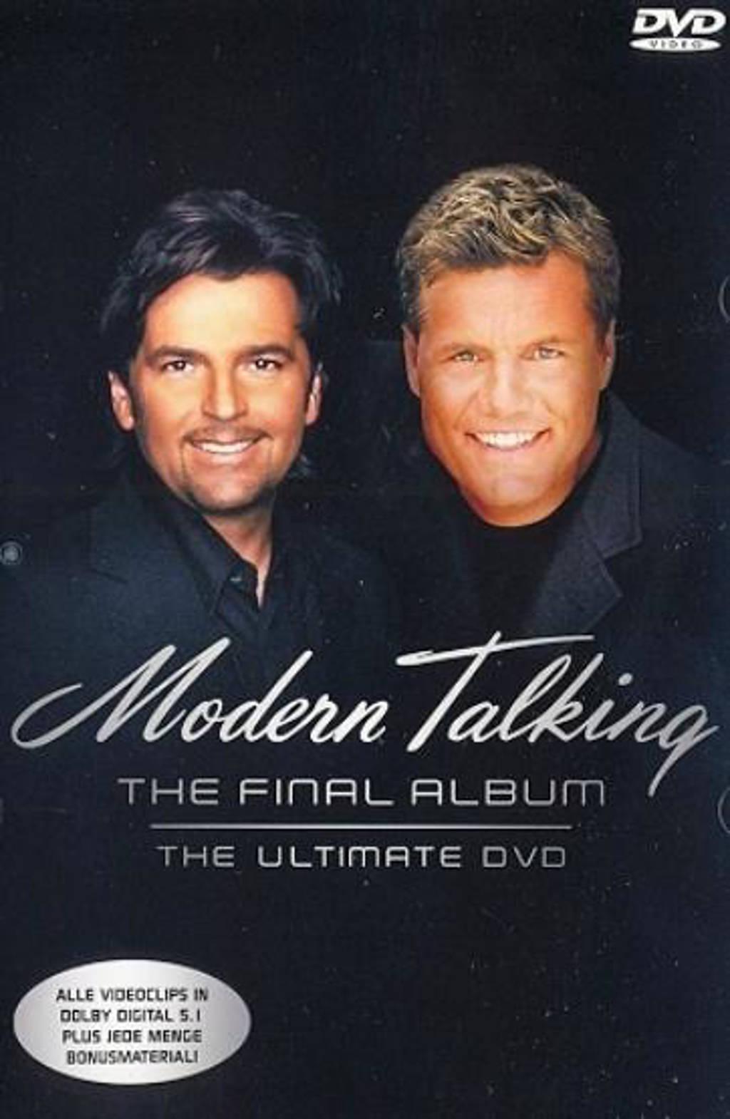 Modern Talking - final album (DVD)