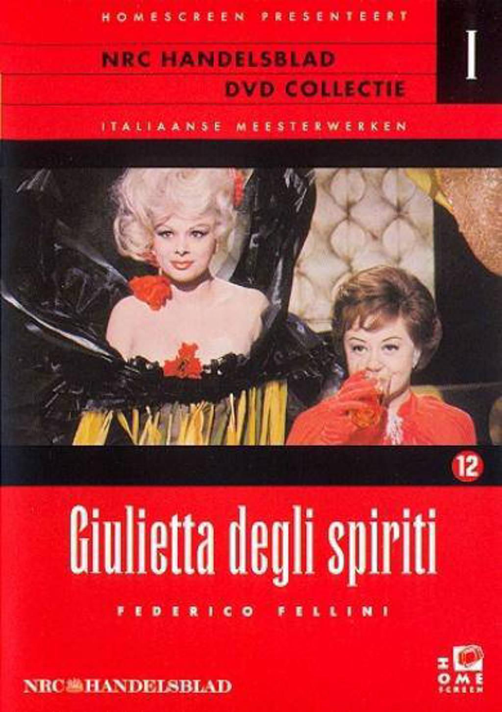 Giulietta degli spiriti (DVD)