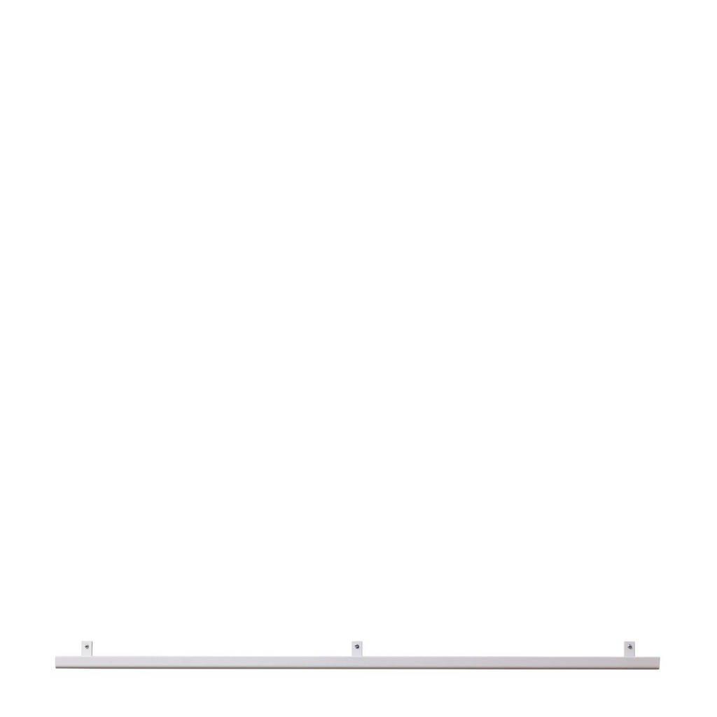 vtwonen wandplank (120x7.5 cm), Wit