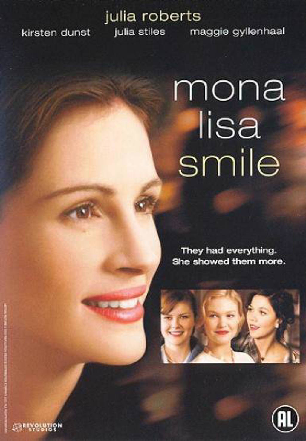 Mona Lisa smile (DVD)