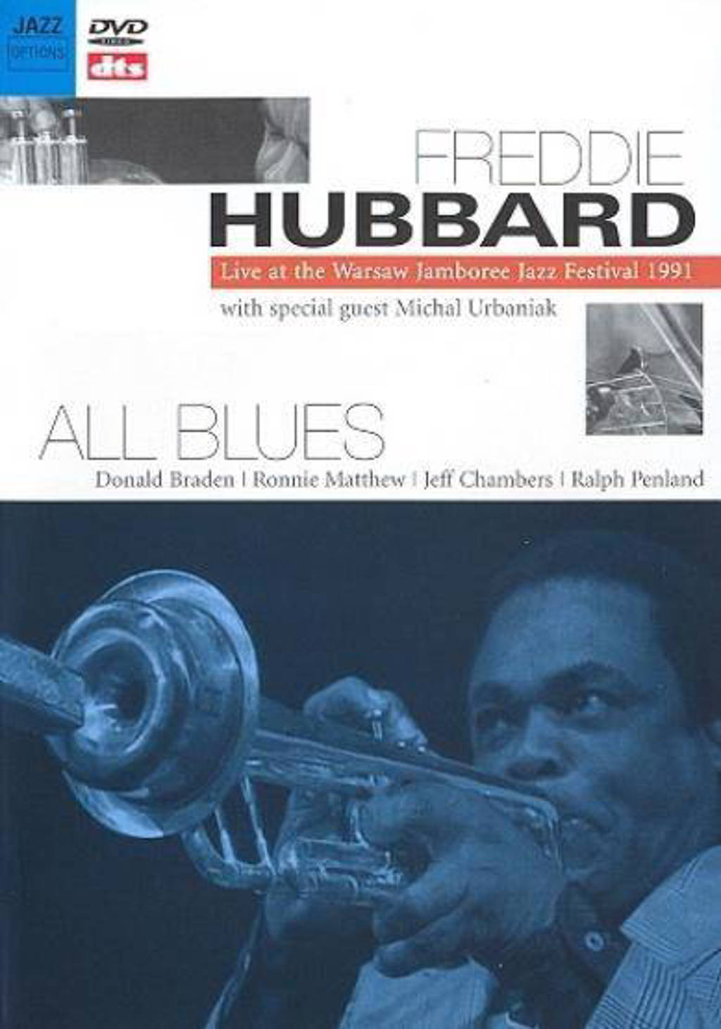 Freddie Hubbard - all blues (DVD)