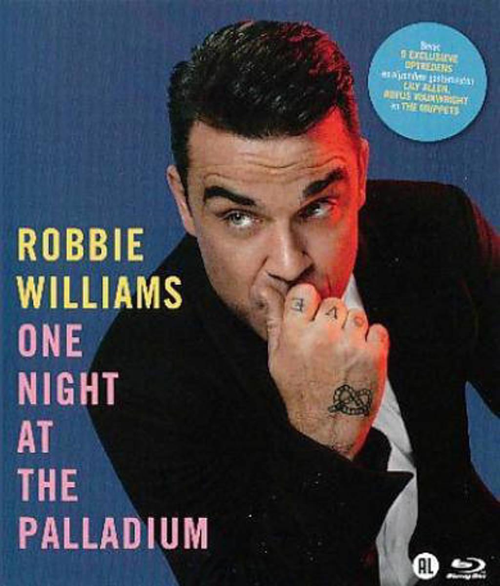 Robbie Williams - One night at the Palladium (Blu-ray)