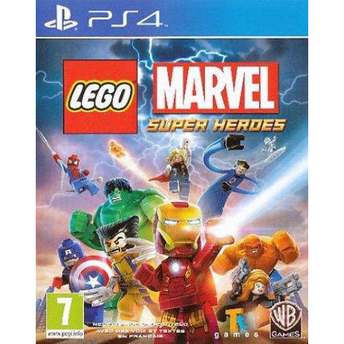 LEGO Marvel super heroes (PlayStation 4) kopen