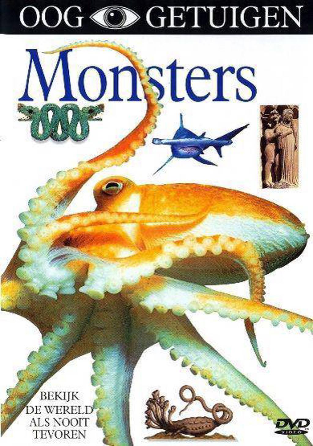 Ooggetuigen - monsters (DVD)