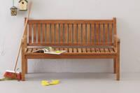 SenS-Line teak houten tuinbank Sipora (2,5-zits), 150