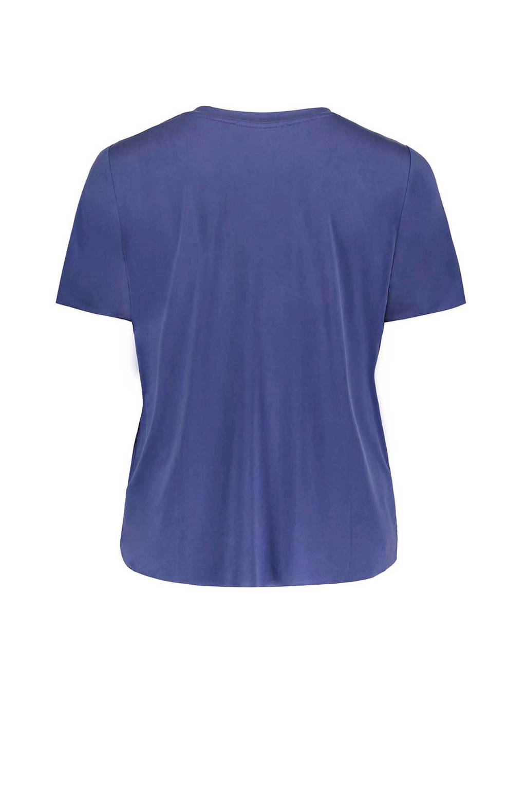 Sissy-Boy T-shirt, lavendel blauw