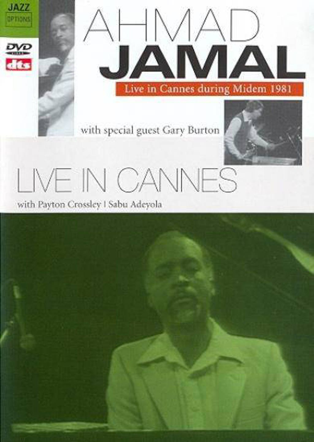 Jamal Ahmad - Live in Cannes (DVD)