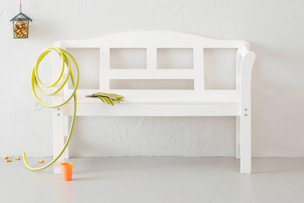 SenS-Line houten Friesenbank, Wit