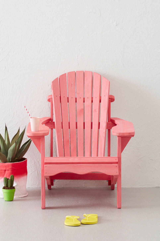 SenS-Line tuinstoel Jumbo Canadian , Roze