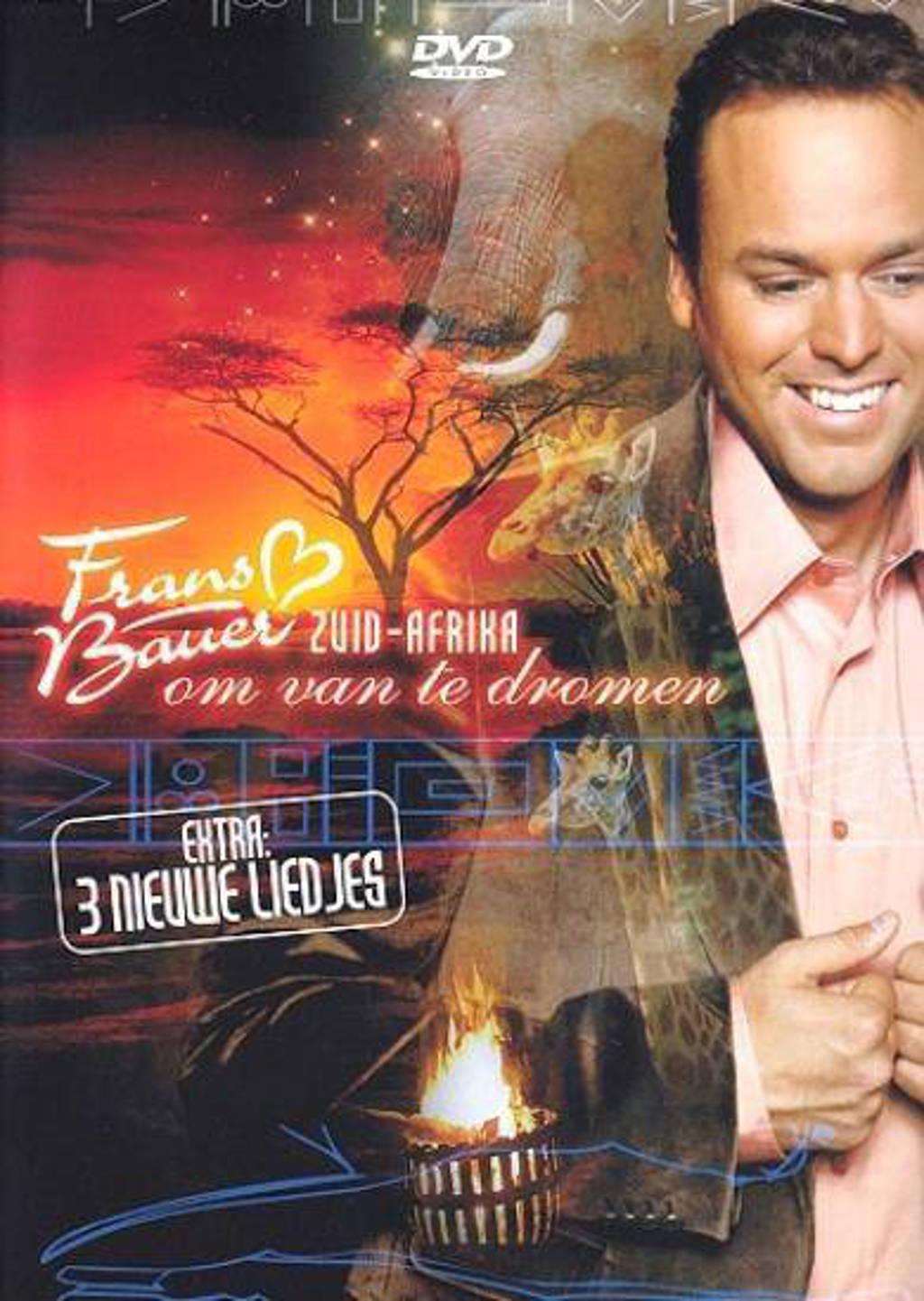 Frans Bauer - Om van te dromen (DVD)