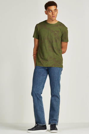 regular fit jeans Texas stonewash