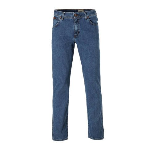 Wrangler regular fit jeans Texas stonewash