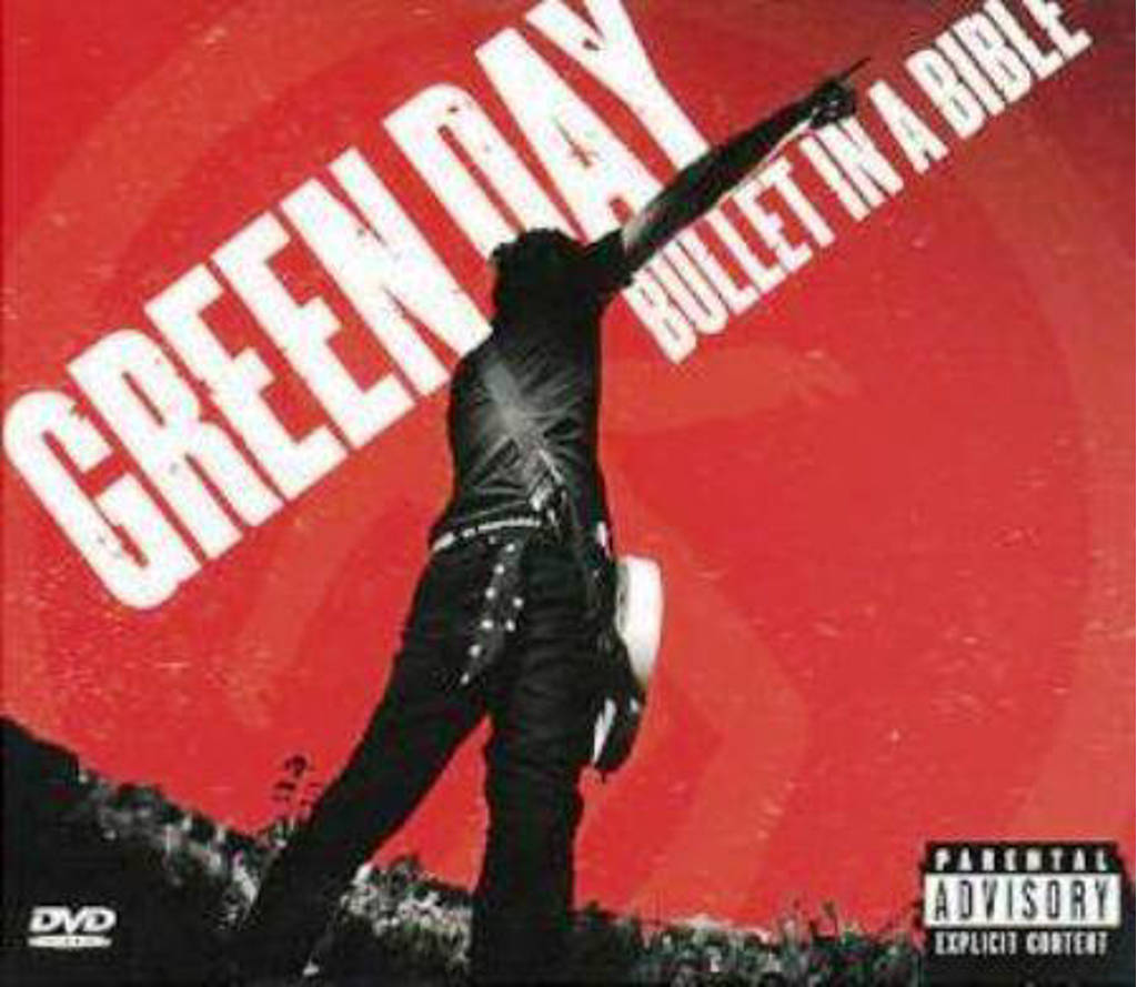 Green Day - Bullet in a Bible (DVD)