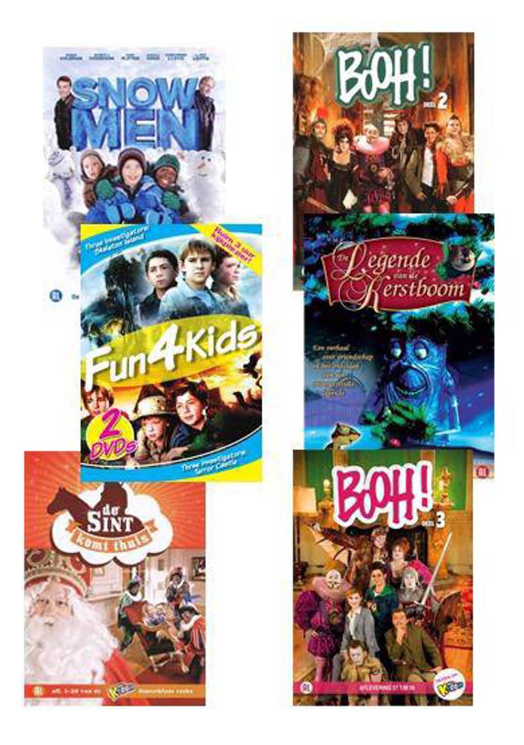 Kids winter holiday box 2 (DVD)