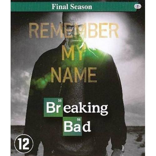 Breaking bad - Seizoen 5 deel 2 (Blu-ray) kopen