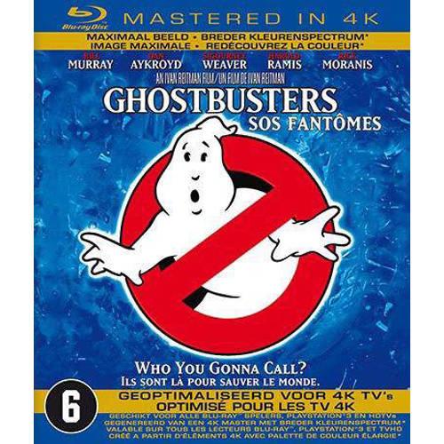Ghostbusters (Blu-ray) kopen
