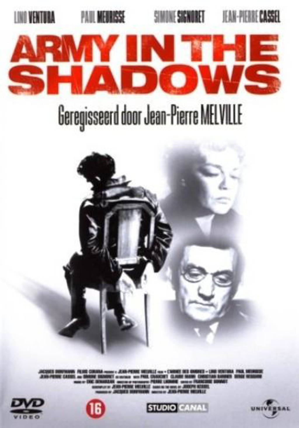 Army in the shadows (DVD)