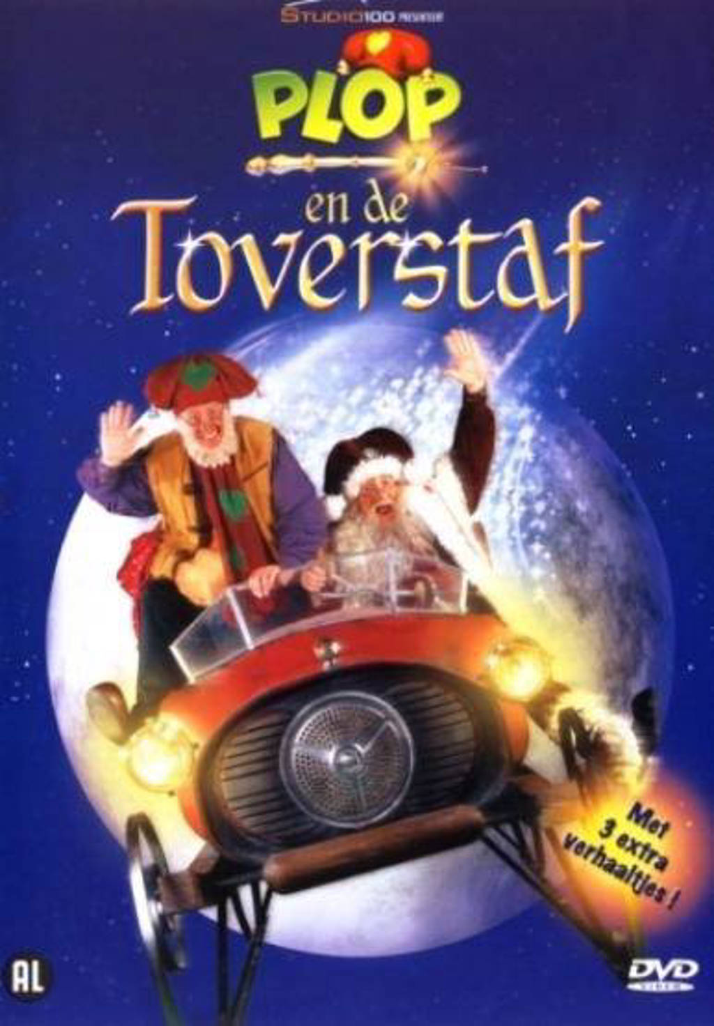 Plop - De toverstaf (DVD)