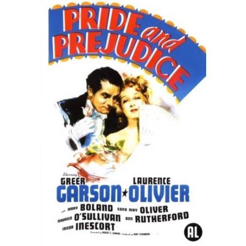 Pride and prejudice (DVD) kopen