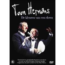 Toon Hermans - De kleuren van een clown (DVD)