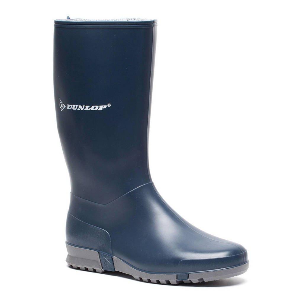 Dunlop   regenlaarzen kids, Donkerblauw