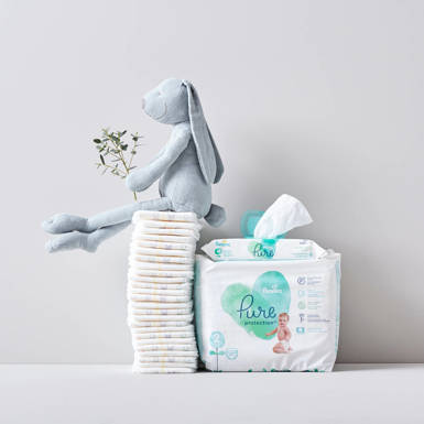 33% stapelkorting shop Pampers