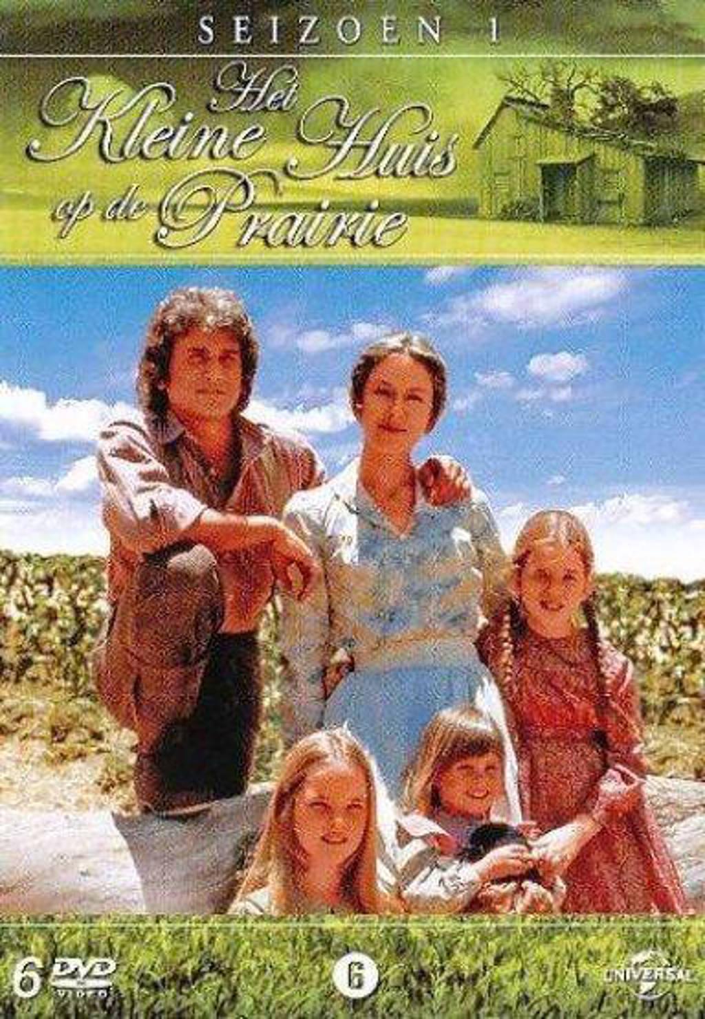 Kleine huis op de prairie - Seizoen 1 (DVD)