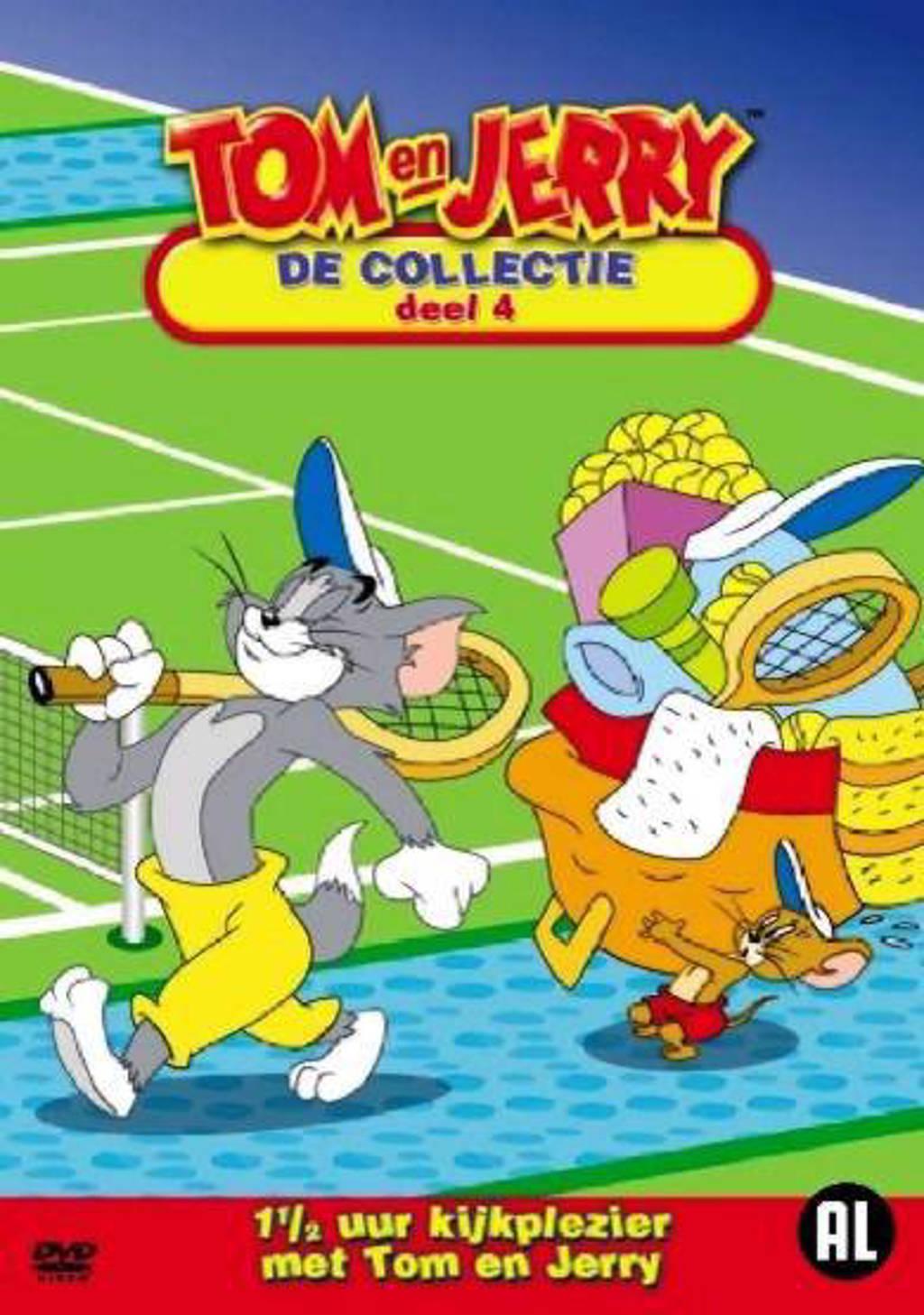 Tom & Jerry - De collectie 4 (DVD)