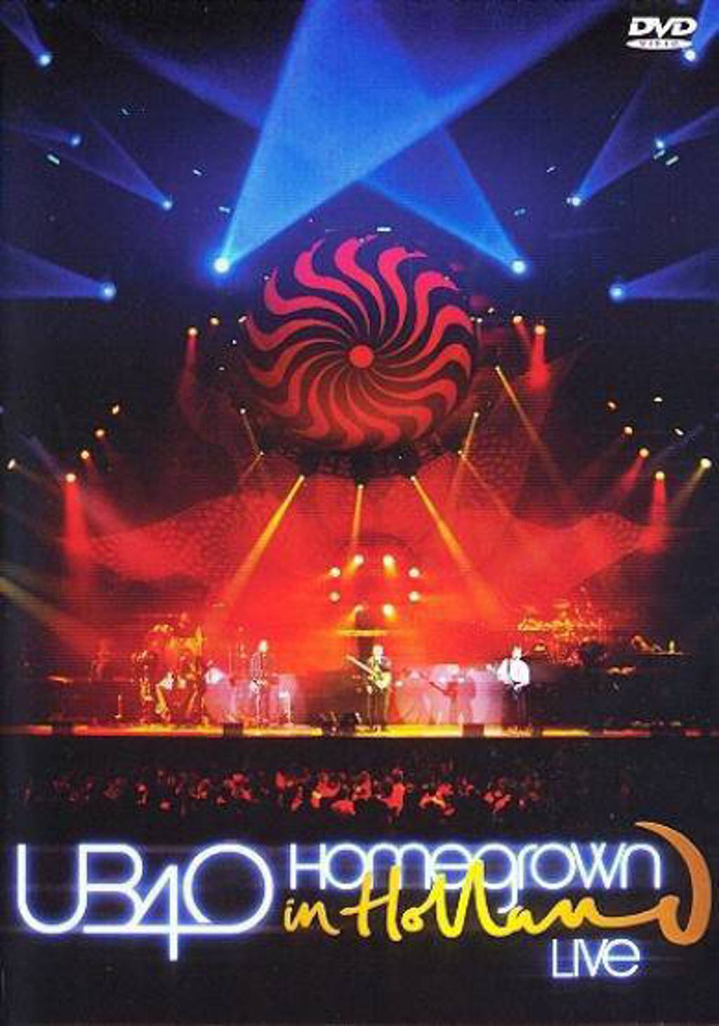 UB40 - Homegrown in Holland (DVD)