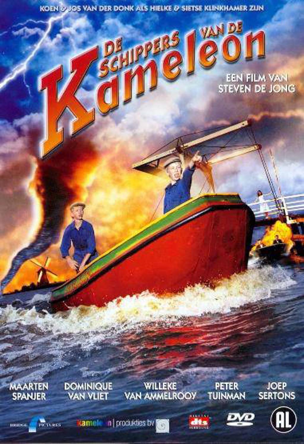 Schippers van de Kameleon (DVD)