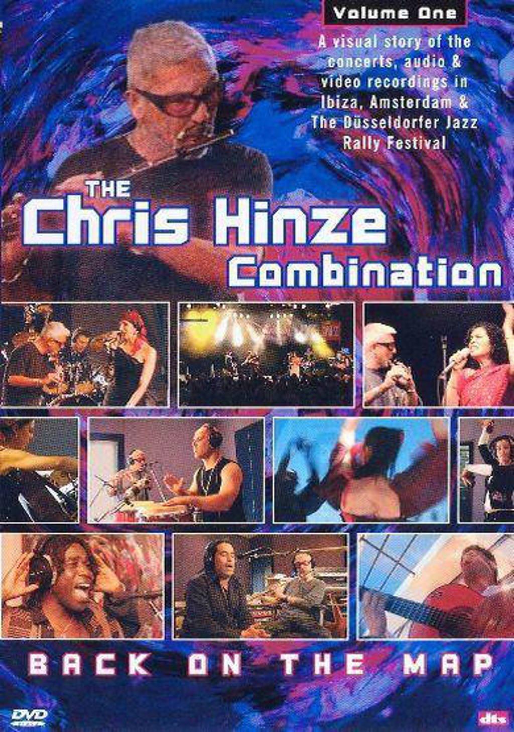 Chris Hinze Com - Back on Map 1 (DVD)