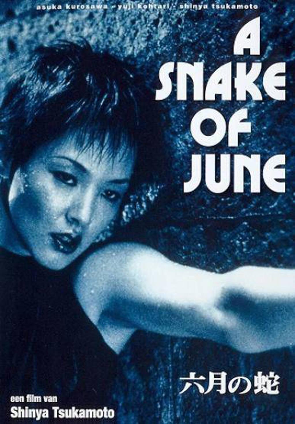 Snake of june (DVD)