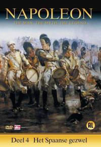 Napoleon 4 - Het spaanse gezwel (DVD)