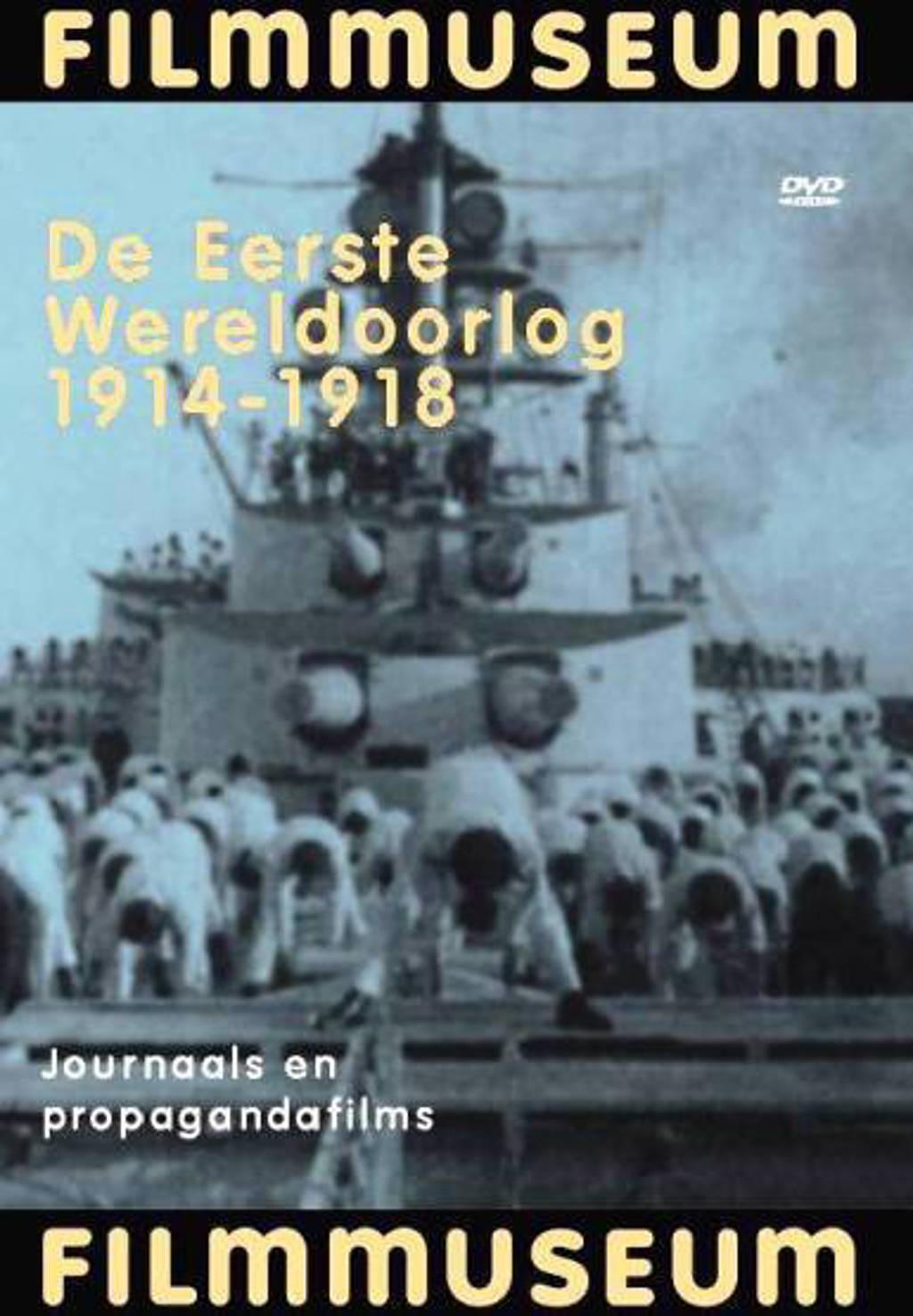 Eerste wereldoorlog 1914-1918 - journaals & propaganda (DVD)