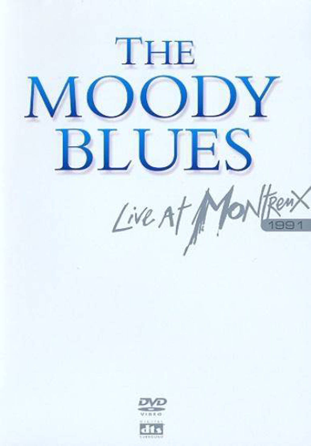 Moody Blues - Live at Montreux (DVD)