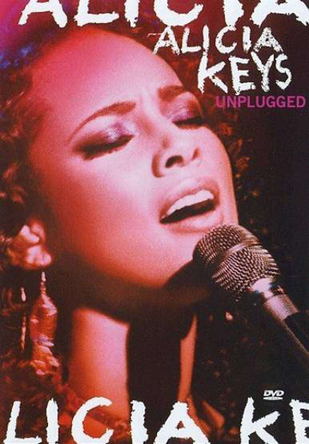 Alicia keys - mtv unplugged (DVD)