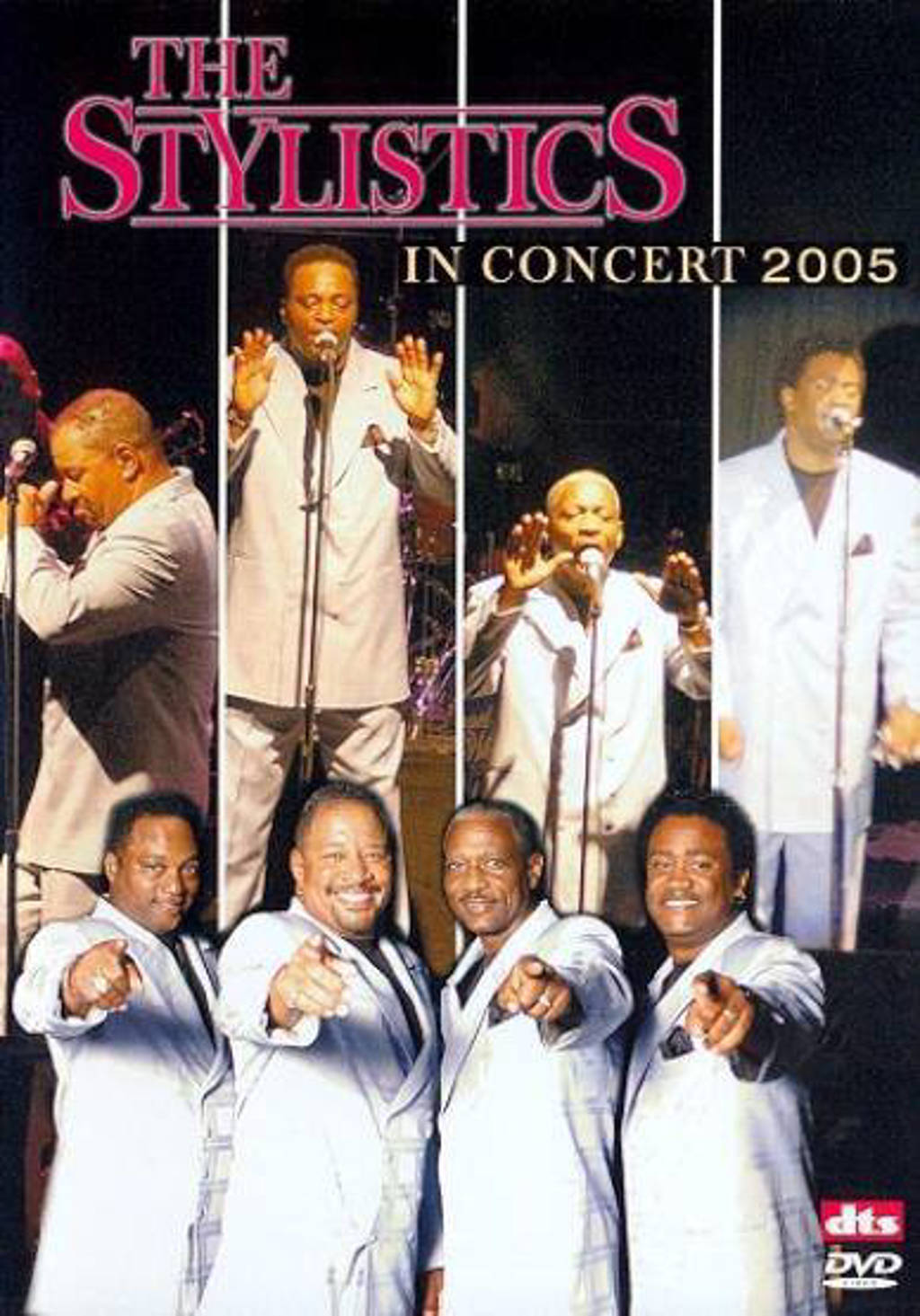 Stylistics - in concert 2005 (DVD)