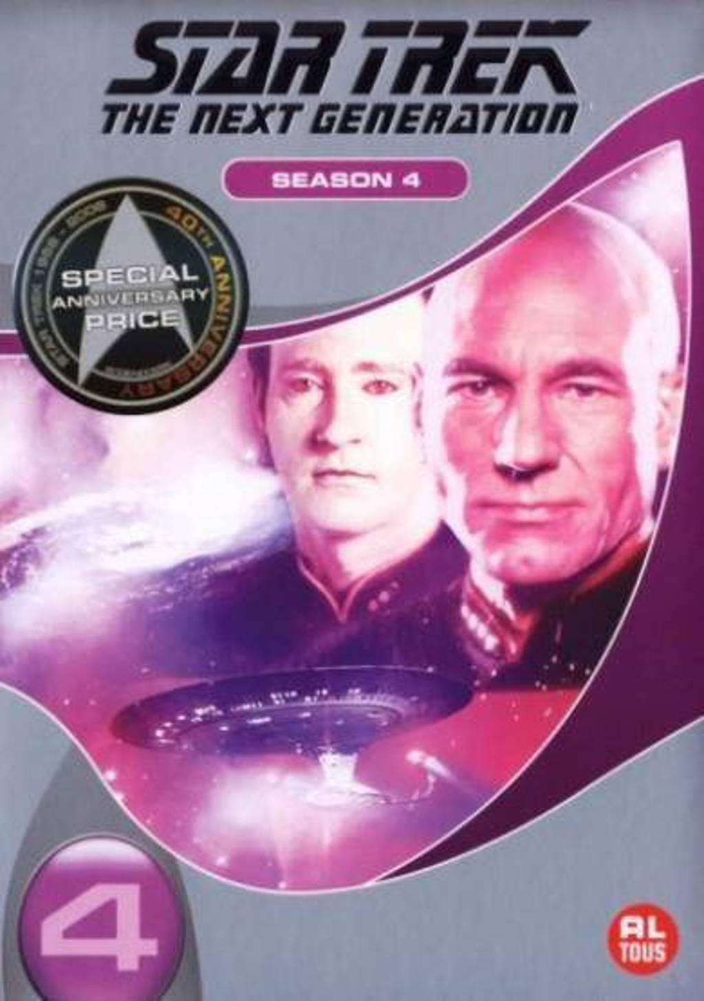 Star trek the next generation - Seizoen 4 (DVD)