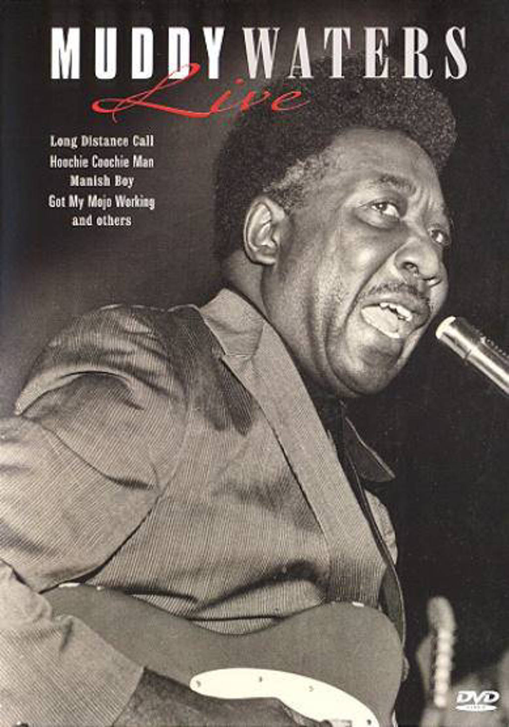 Muddy Waters - live (DVD)