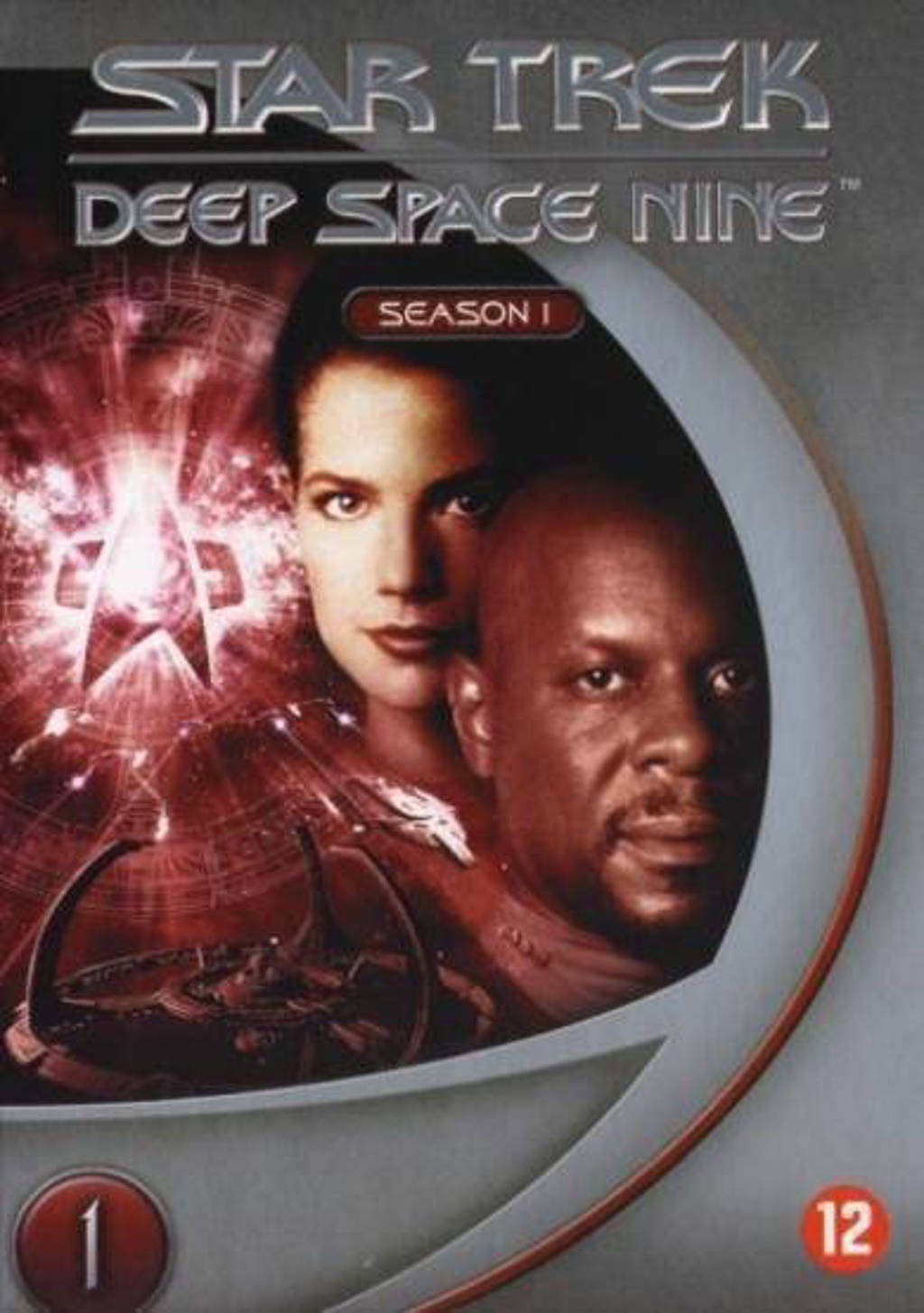 Star trek deep space nine - Seizoen 1 (DVD)