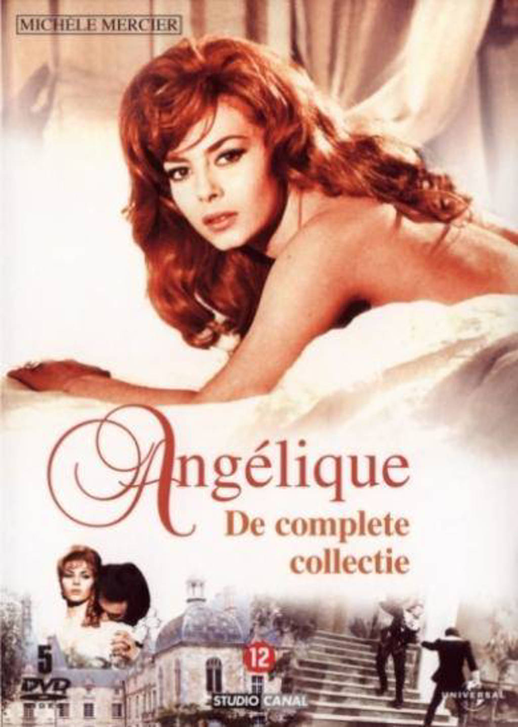 Angelique collection (DVD)