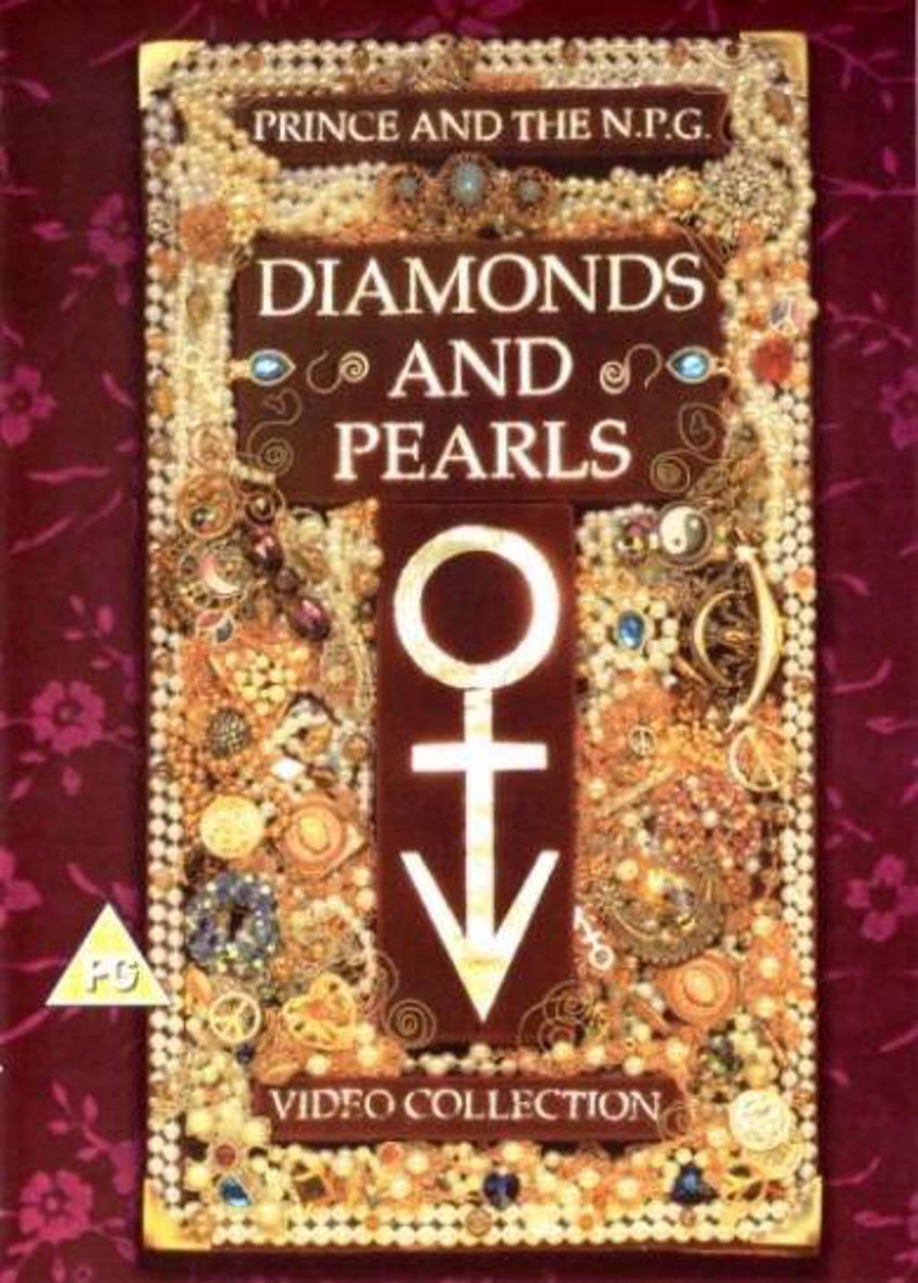 Prince - Diamonds And Pearls (DVD)