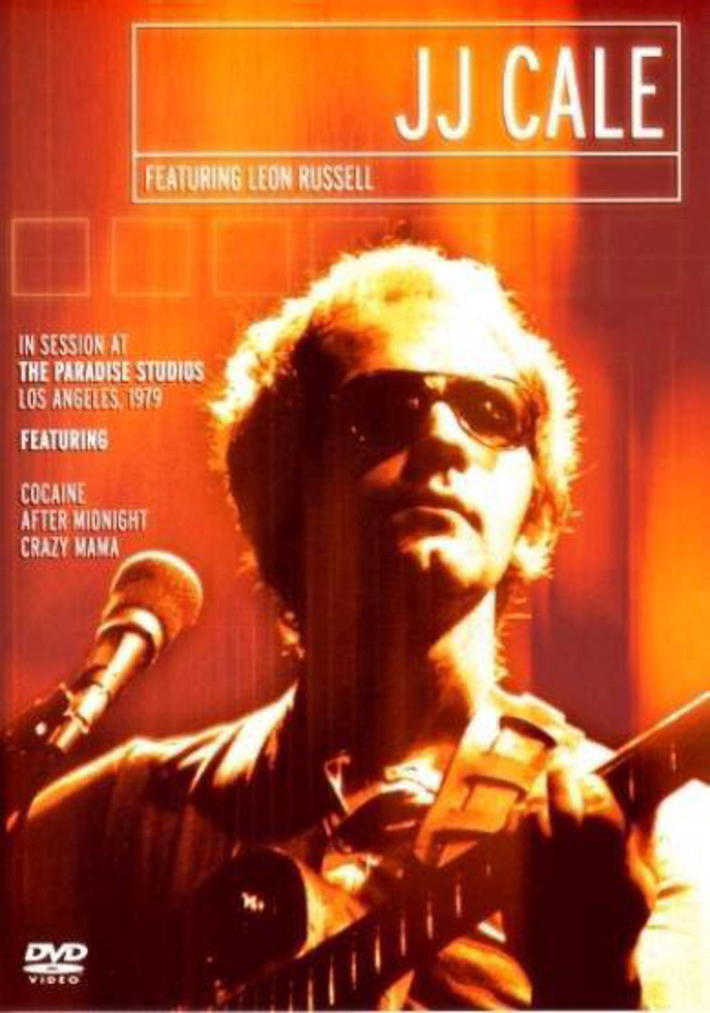 JJ Cale - Live in Session (DVD)