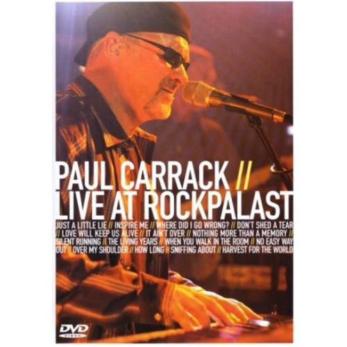 Paul Carrack - Live at Rockpalast (DVD) kopen